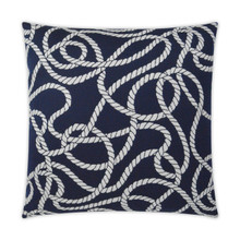 Maritime Ropes Pillow