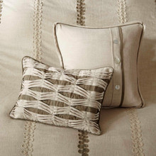 Beach Chateau Luxury 8 Piece Bedding Collection deco pillows 2