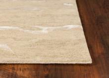 Serenity Dune Breeze Luxury Wool Rug