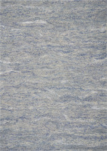 Serenity Ocean Breeze Luxury Wool Rug