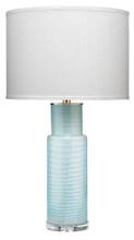 Coastal Water Blue Table Lamp