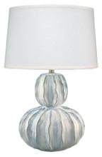 Oceane Urchin Table Lamp in Ceramic