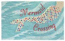 Mermaid Crossing Area Rug - large size