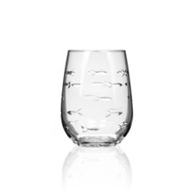 School of Fish Stemless Tumblers - single image