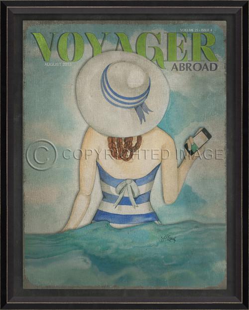 Voyager Art - August 2013