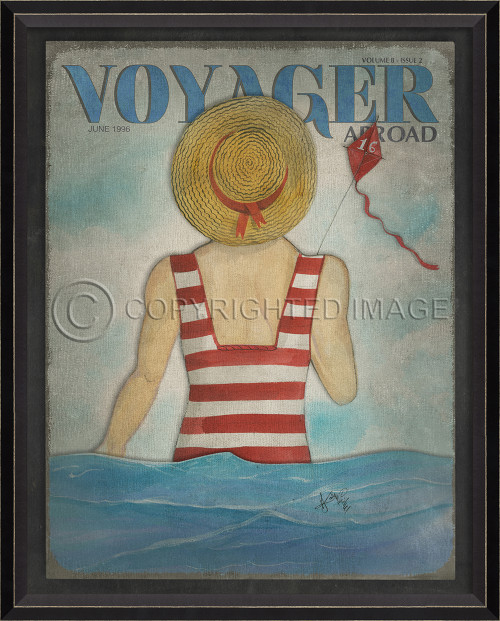 Voyager Abroad Art - June 1986