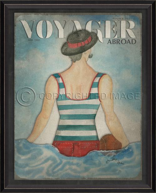Voyager Abroad Art - May 1992