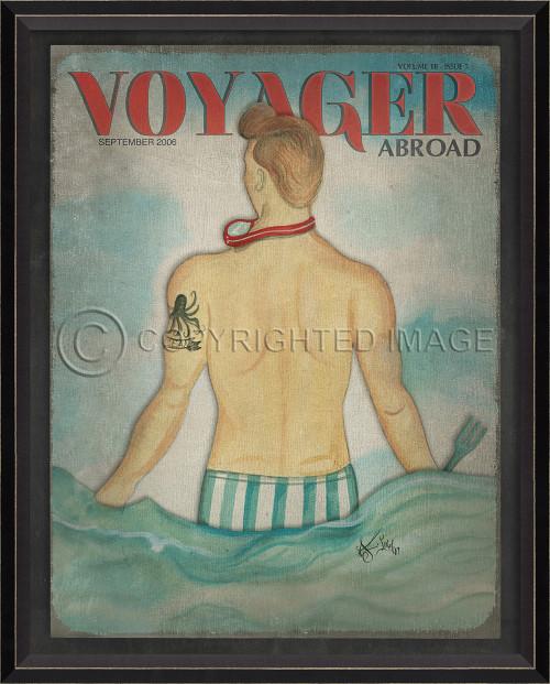 Voyager Abroad Art - September 2006