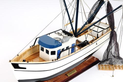 Large Shrimp Boat Model 4