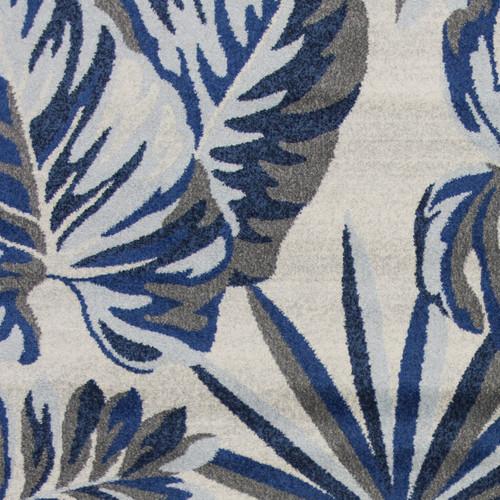 Blue Palms Nassau Retreat Rug close up