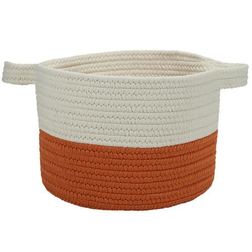 Beach Bum Basket - Orange