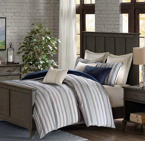 Coastal Farmhouse Comforter King Size