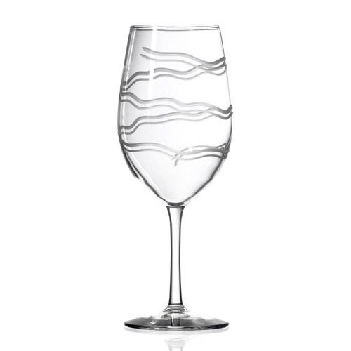 Good Vibrations Wine Glasses-Set of 4 individual