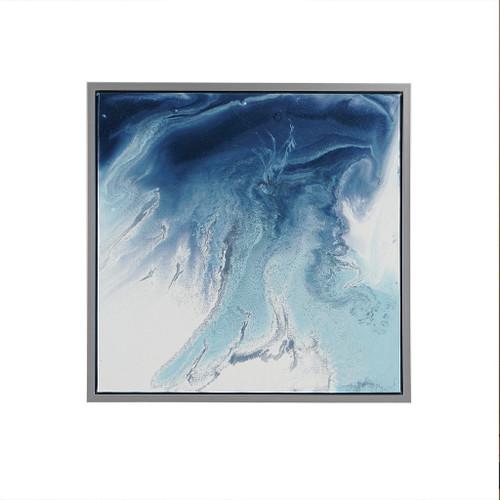 Blue Lagoon Art 2-Piece Set.1