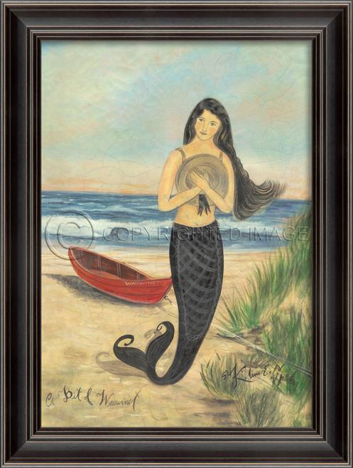 A Bit of Wauwinet Mermaid Art