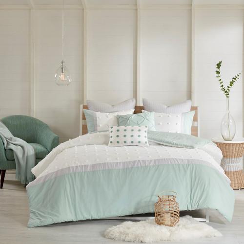 La Jolla Shores Comforter Set - King