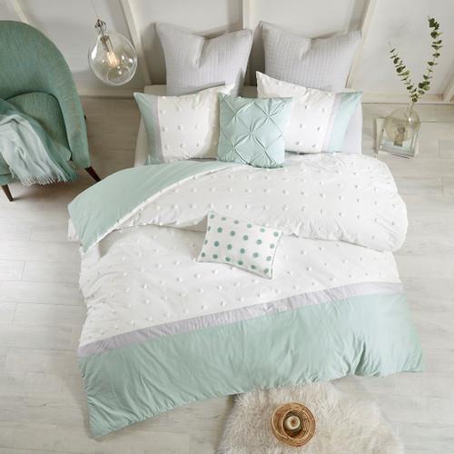 La Jolla Shores Comforter Set - King overhead