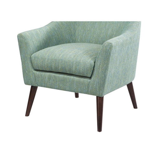 Surf Tide Mid-Century Accent Chair bottom
