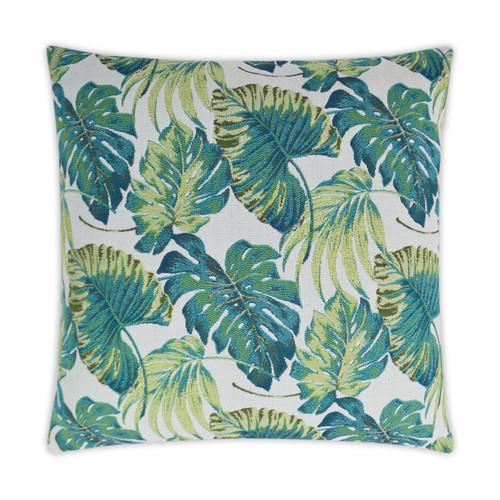 Sun Palms Square Pillow