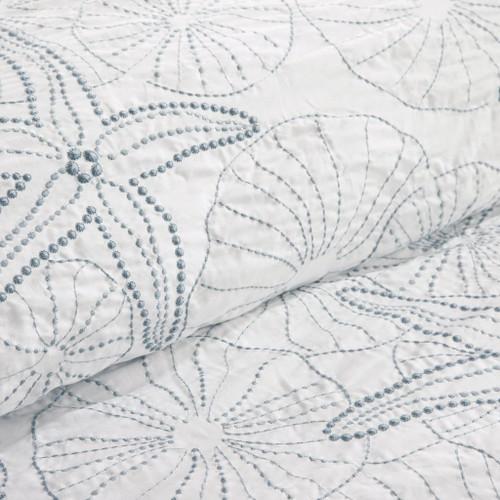 Chesapeake Shells Full Size 5-Piece Comforter Set close up