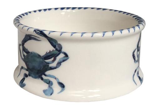 Blue Crab Wine Coaster