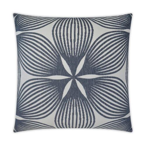 Sunglow Indigo Lux 24 x 24 Pillow