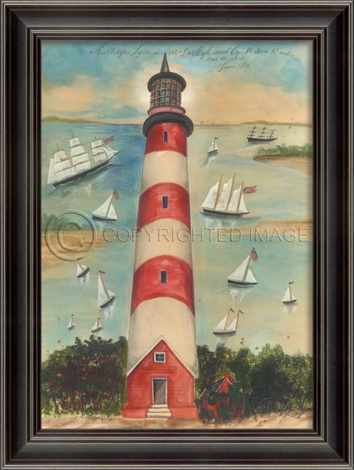 The Assateague Lighthouse Art