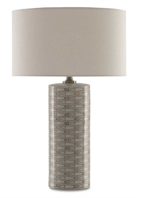 Fisch Tall Table Lamp