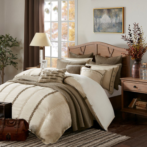 Beach Chateau Luxury 9-Piece Bedding Collection