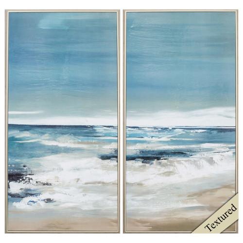 East Coast Abstract Coastal Art