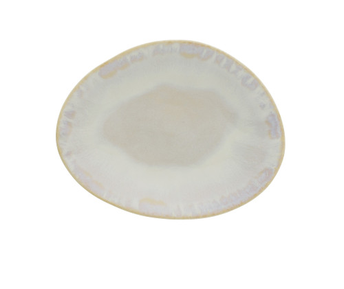 Brisa Salt and Sea Oval Appetizer Plates