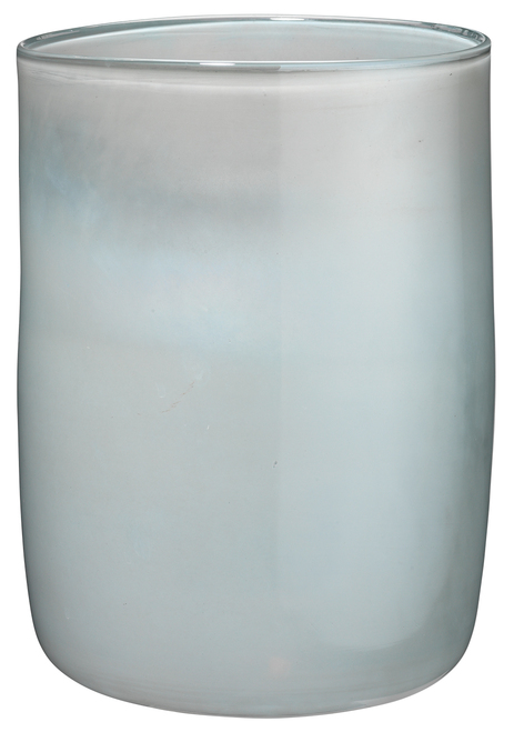 Medium Vapor Vase in Metallic Opal