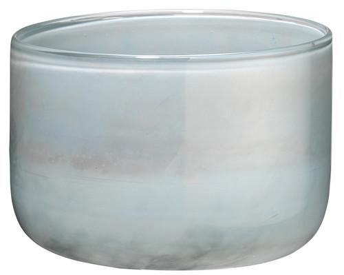 Small Vapor Vase in Metallic Opal