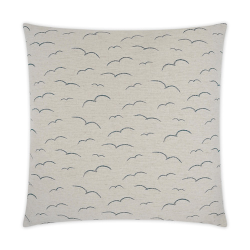 Sea and Sky Luxury Pillow