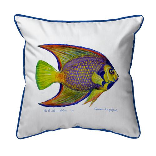 Queen Angelfish Indoor-Outdoor Pillow