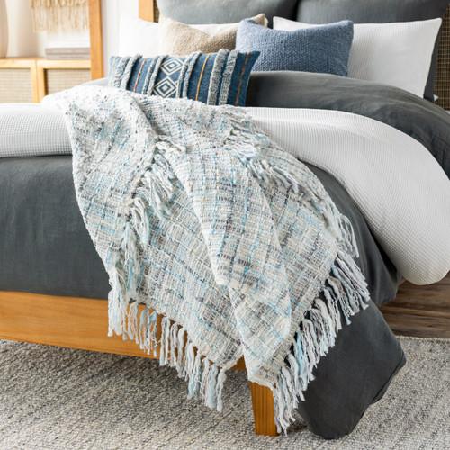 Harbor Knit Throw Blanket