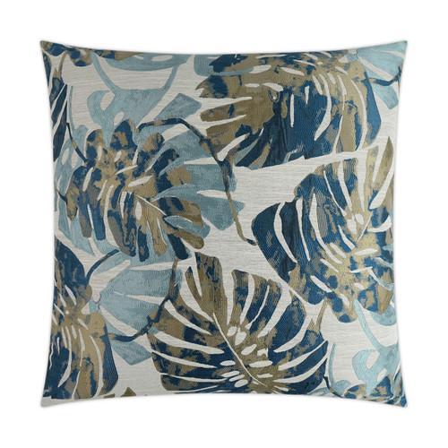 Pacific Island Dream Palm Pillow