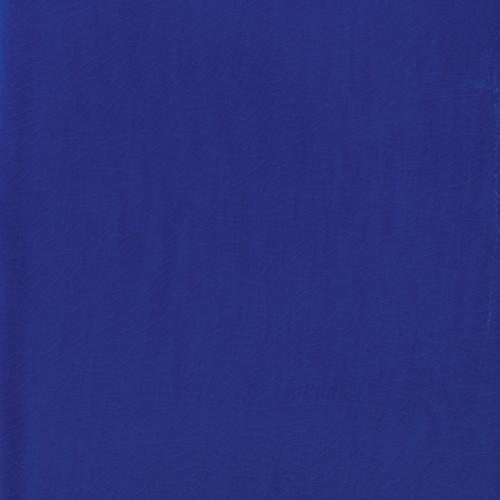 Large Porto Side Table in Cobalt Blue Ceramic close up