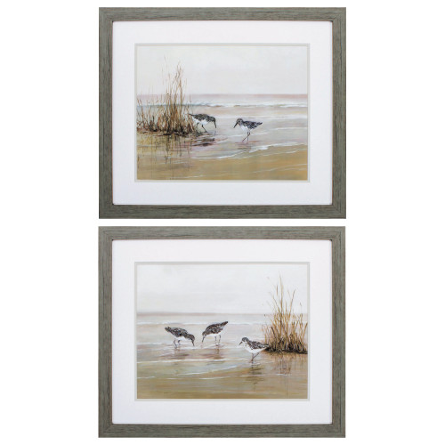 Early Risers Set of Two Prints