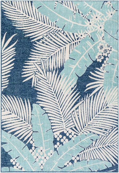 Blue Palms Bodrum Area Rug