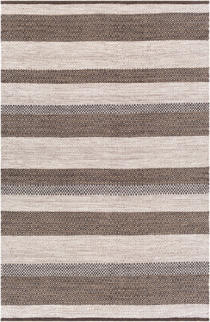 Azores Dune Striped Woven Rug