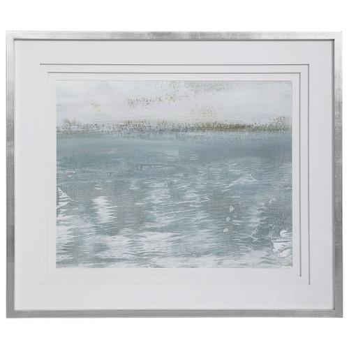 Sailing On Framed Print single image