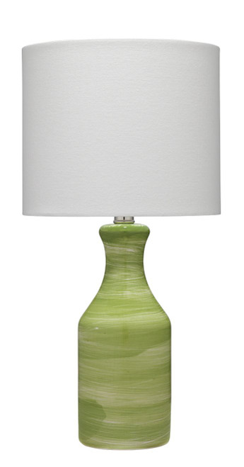 Bungalow Green Table Lamp