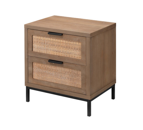 Rincon 2-Drawer Side Table