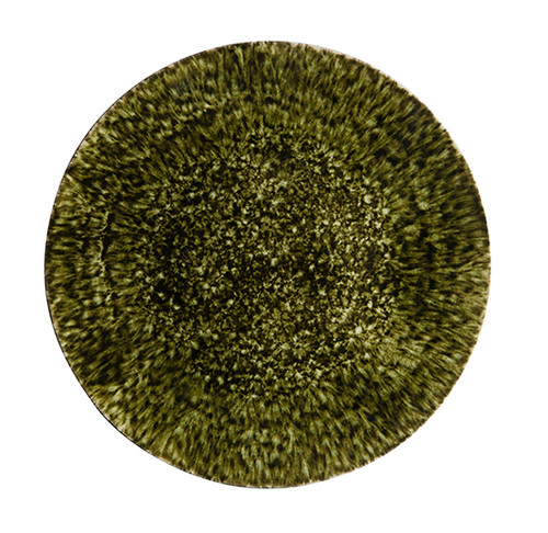 Riviera Charger Plate - Forest