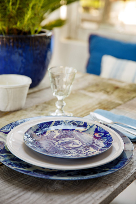 Lisboa Charger Plate or Platter - Set of 2 table 1