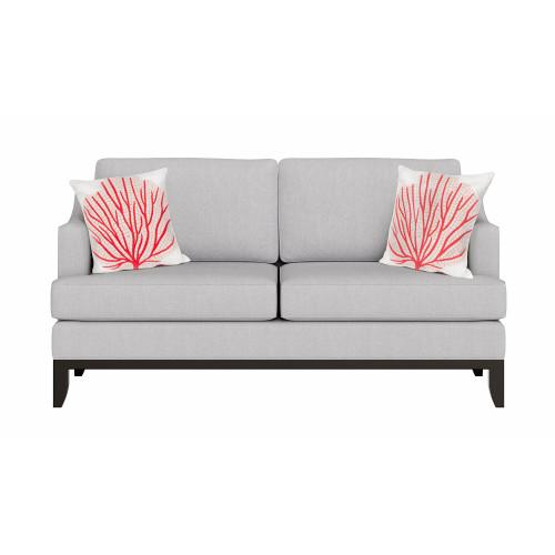 Red Sea Fan Indoor-Outdoor 20 x 20 Pillow sofa view