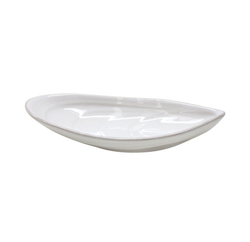 Small Mussel Shell Shaped Aparte Serving Dish