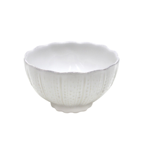 Sea Urchin Soup-Cereal White Aparte Bowls - Set of 6