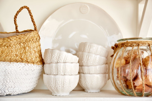 Sea Urchin Soup-Cereal White Aparte Bowls shelf image